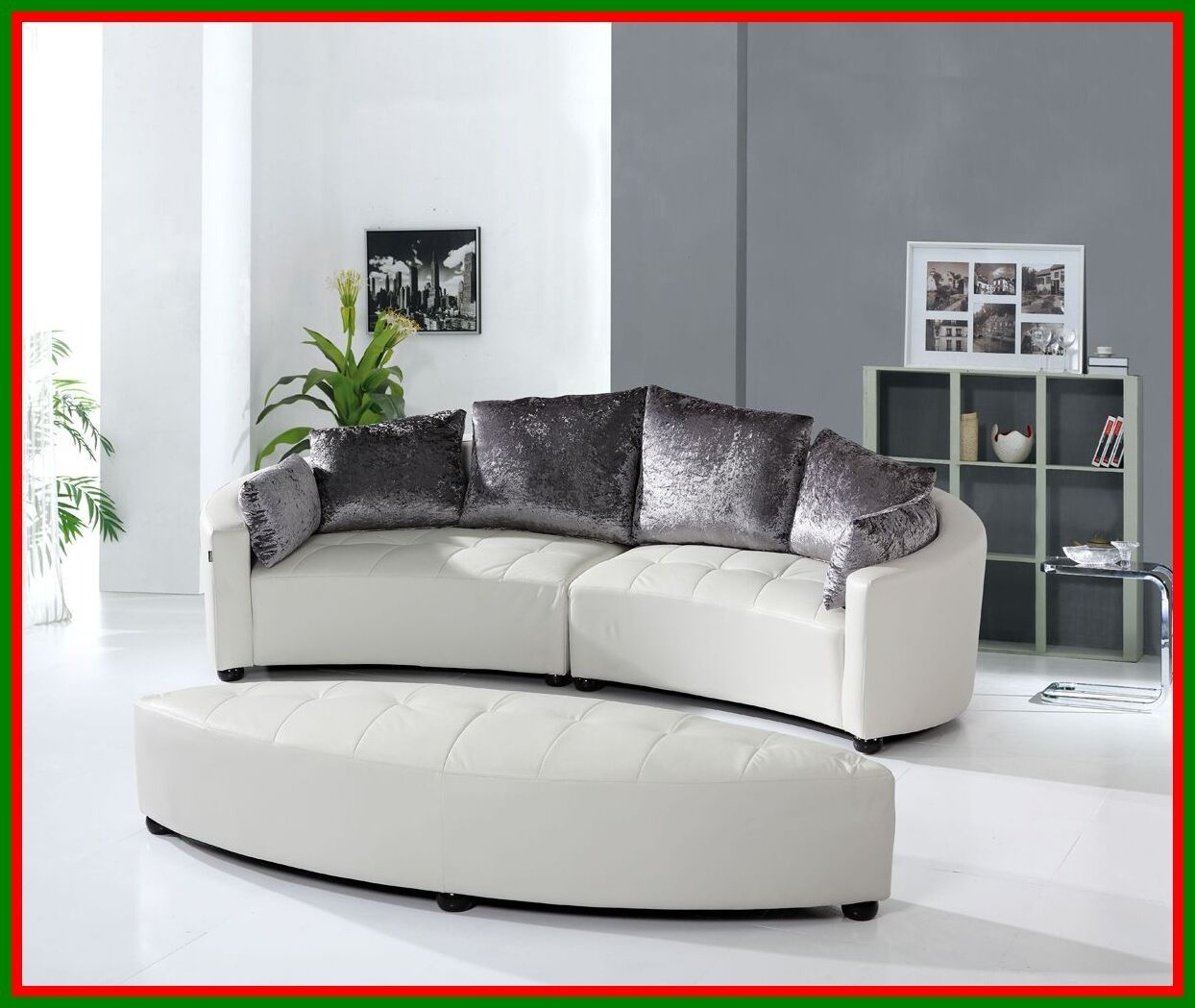 33 Reference Of Small Curved Sofa For Bay Window Uk Curved Sofa Small Curved Sofa Pinterest Living Room
