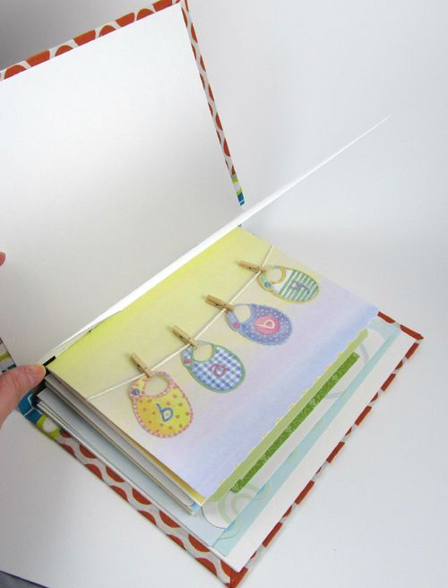 Greeting Card Album Finished Greeting Card Book Greeting Card Storage Card Book