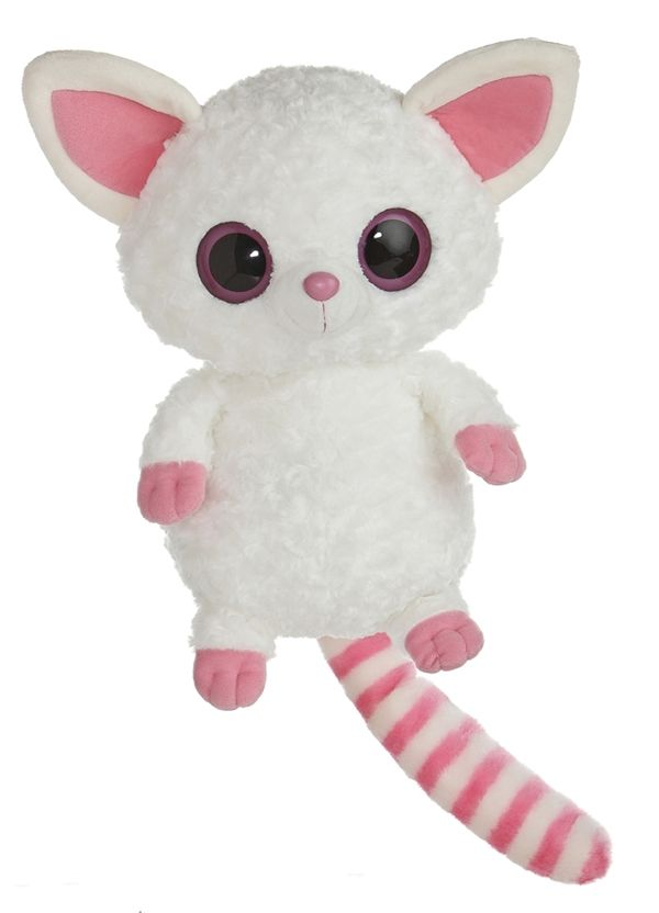 1a91a43f873 YooHoo And Friends Large Plush Pammee The Fennec Fox By Aurora ...