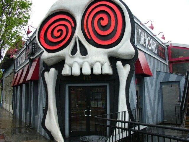 Vortex Bar and Grill - Atlanta,  GA
