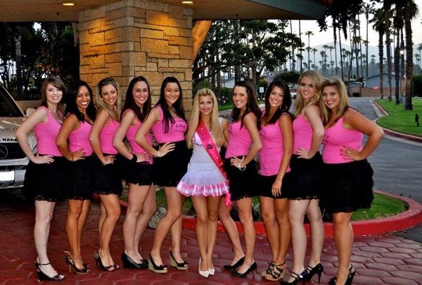 The Ultimate Bachelorette Party Checklist Matching Outfits