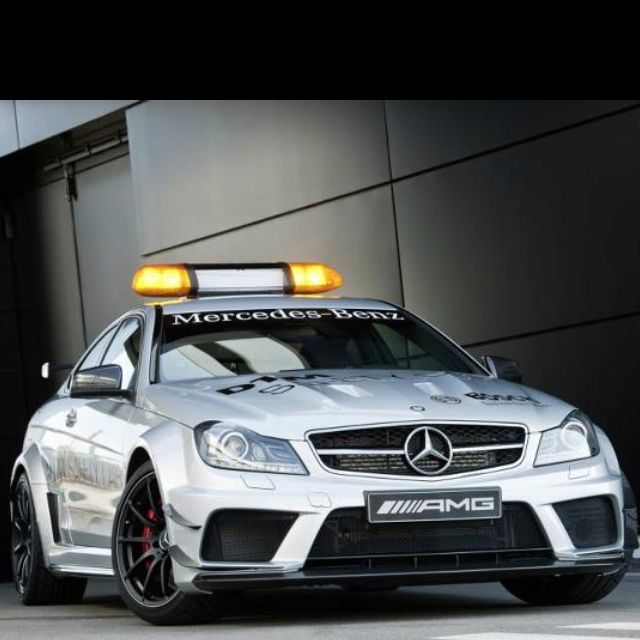 Dtm Safety Car Mercedes Benz C63 Amg Mercedes C63 Amg Mercedes