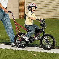 How To Teach Your Child To Ride A Bike Without Training Wheels