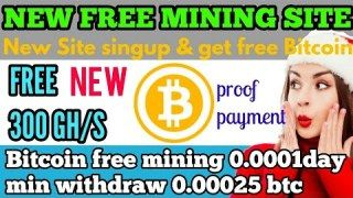 New Free Bitcoin Mining Site 2019 Free Bitcoin Mining Without
