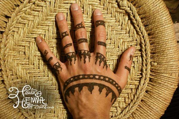 Mens Mehndi Tattoo : Henna for men hennas tattoo and designs