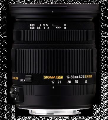 17 50mm F2 8 Ex Dc Os Hsm Nikon Slr Camera Zoom Lens Sigma Lenses