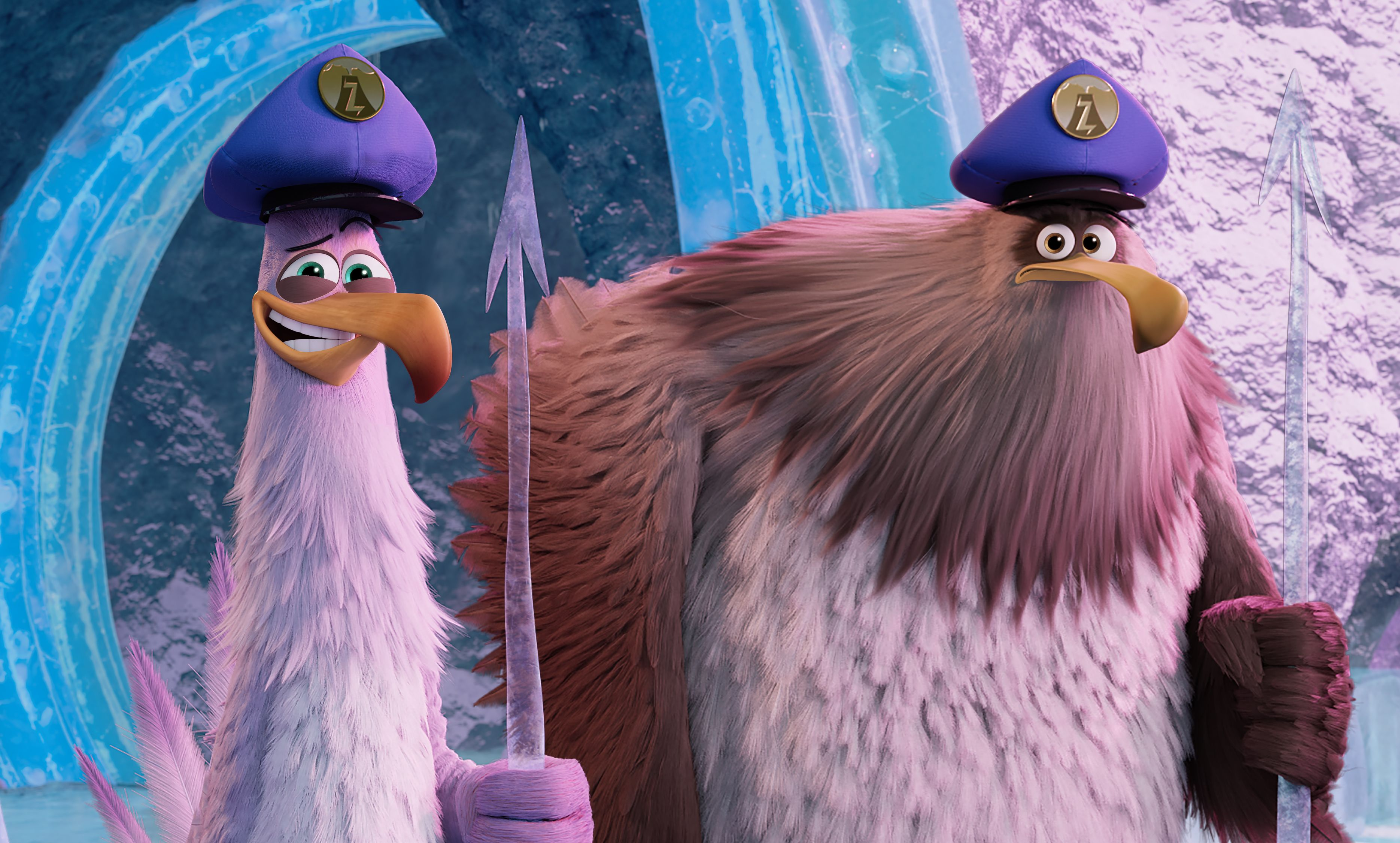 Meet Carl And Jerry In The Angry Birds Movie 2 Angry Birds Movie Angry Birds Angry Birds 2 Movie