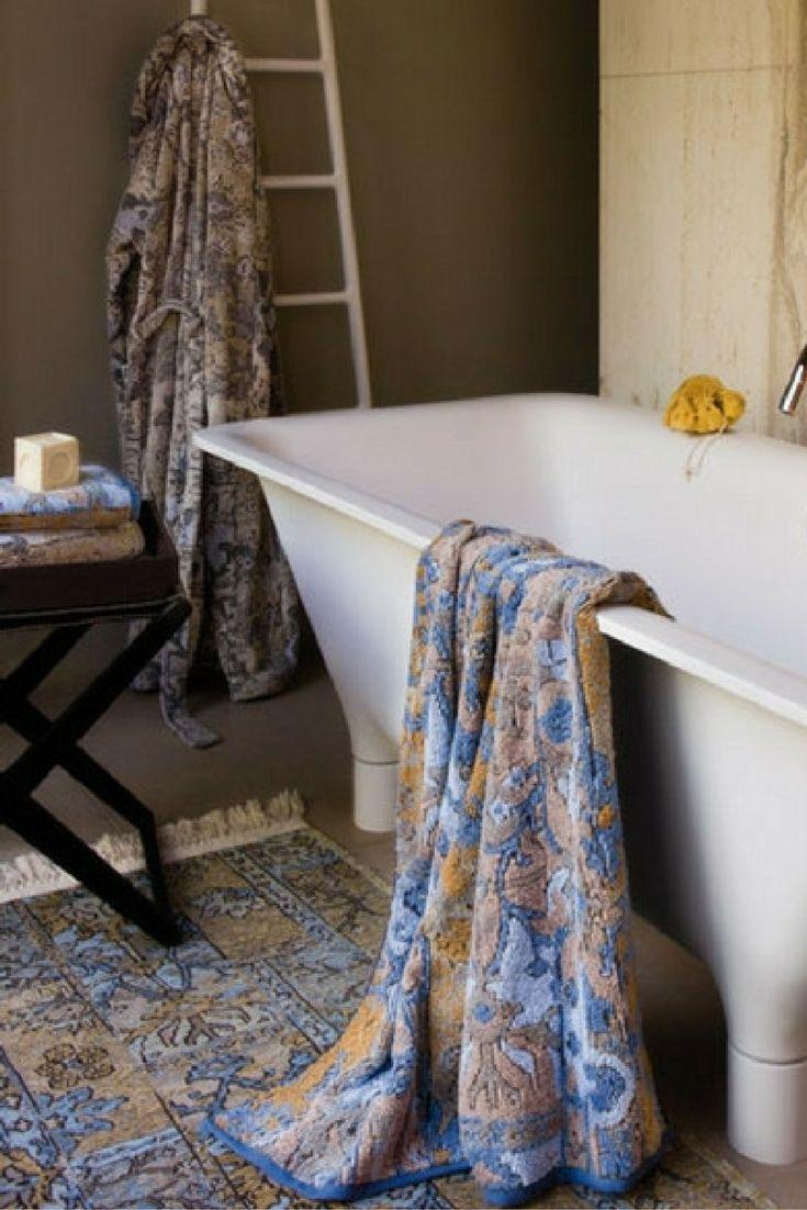 badezimmer im shabby chic - tapestry möve - wohnen - einrichten, Wohnzimmer dekoo