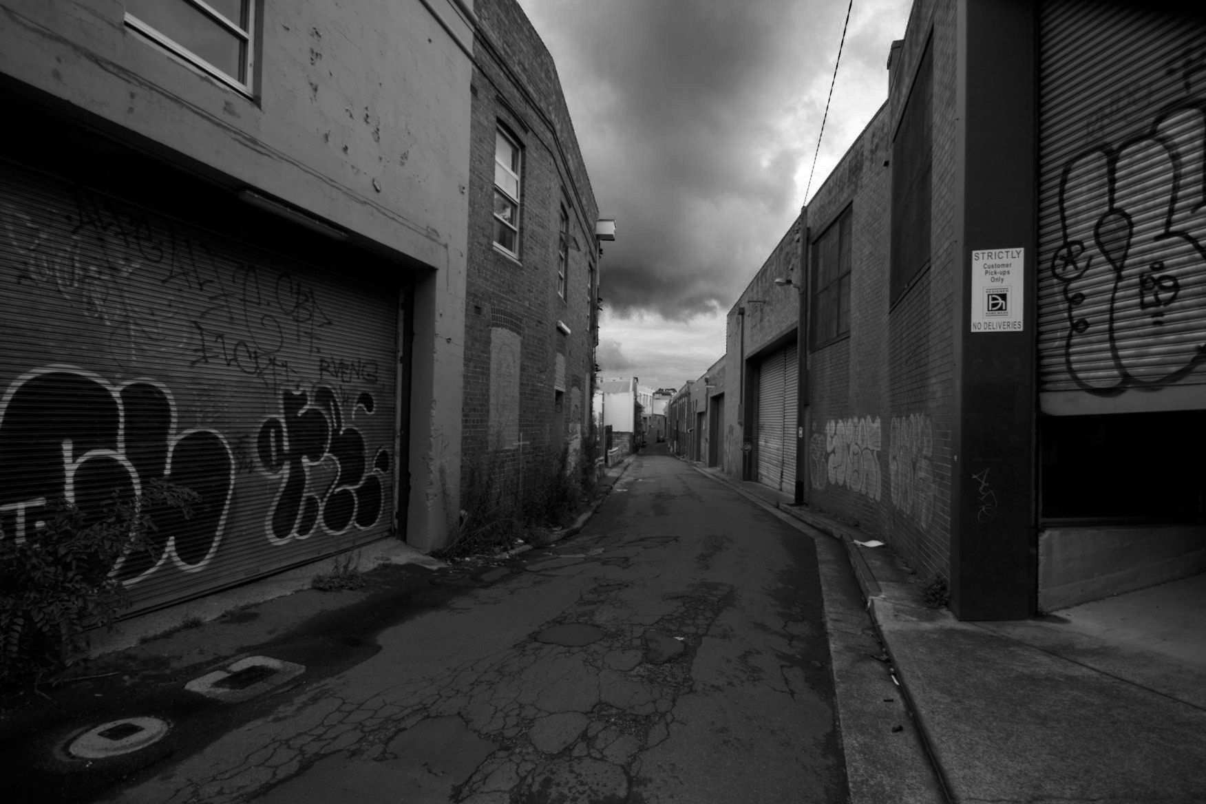 Newtown Alleys
