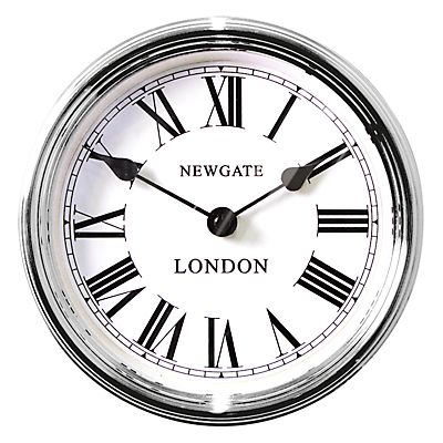 Newgate World Time Wall Clock Paris