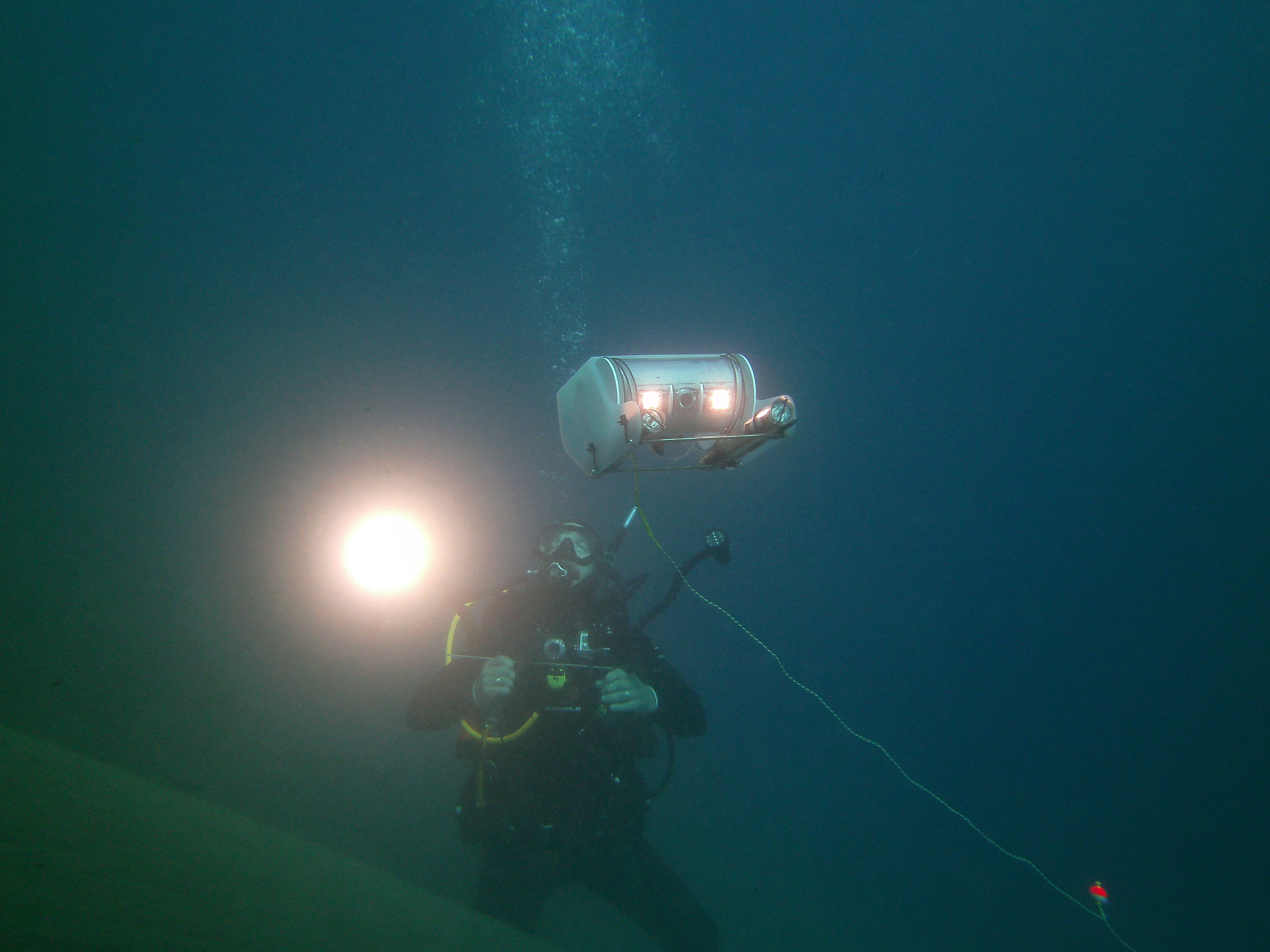 Open Source Sea Robot | Is this the future of sea exploration?
