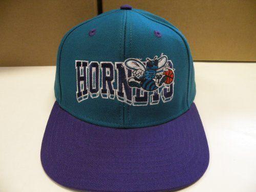 buy popular 730bd b1a84 NBA Charlotte Hornets Retro 2 Tone Snapback Cap Vintage by adidas.  19.46. NBA  Charlotte