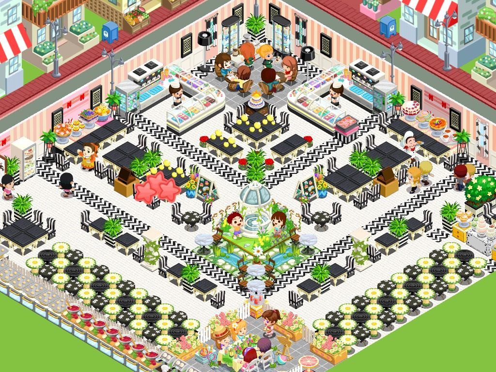 Apple Dumplings Shop In Bakery Story Story Games Bakery Game App