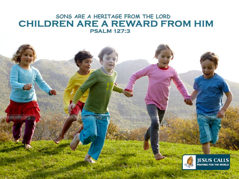 Today S Promise A Colourful Collection Of Wallpapers For Your Desktop Everyday Prayer For Our Children Word Of God Bible Words