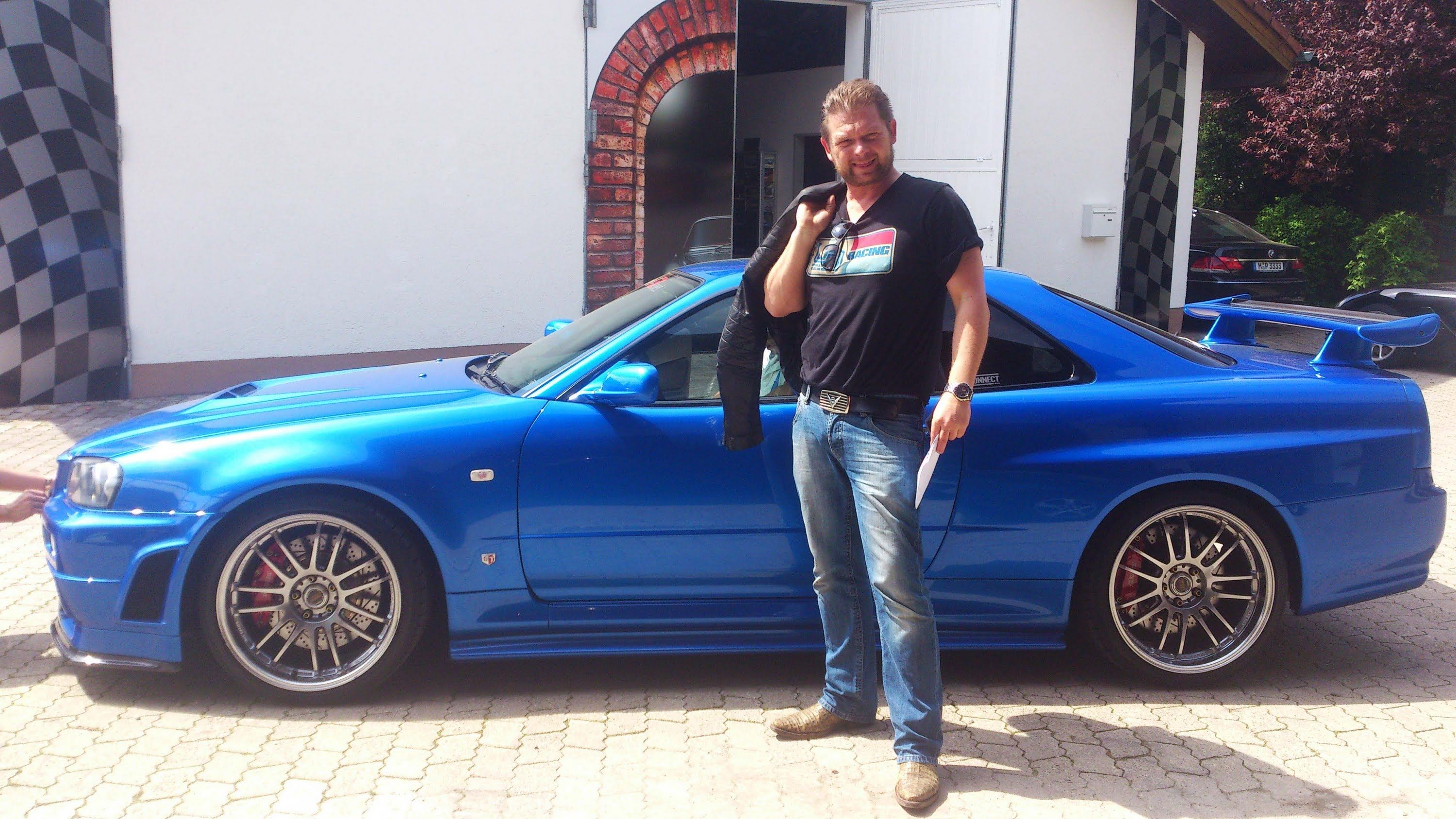 Paul Walkers Nissan Skyline GT-R R34 - GRIP - Folge 235 - RTL2