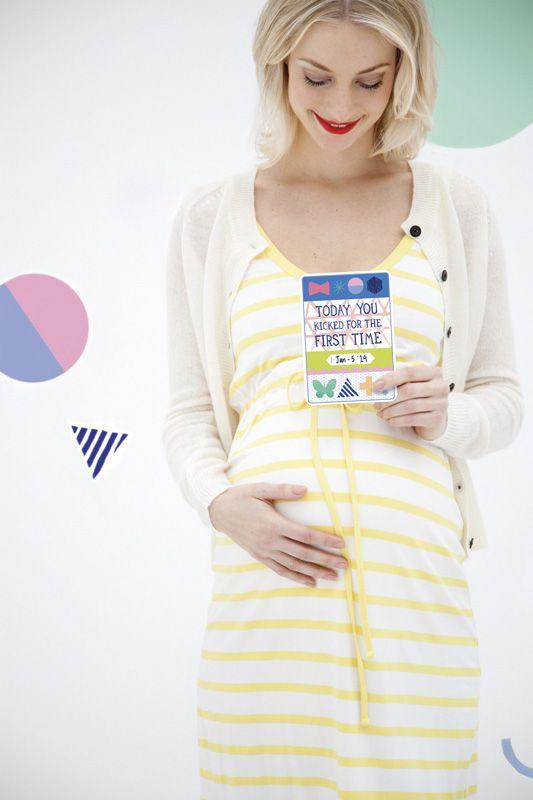 ideaal cadeau voor zwangere vriendinnen