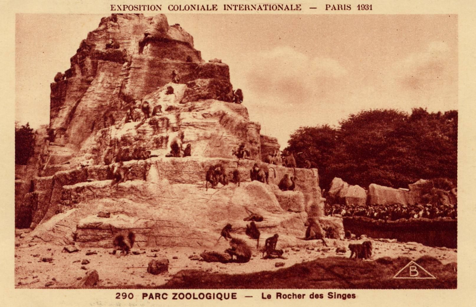 Zoo Vincennes 1931