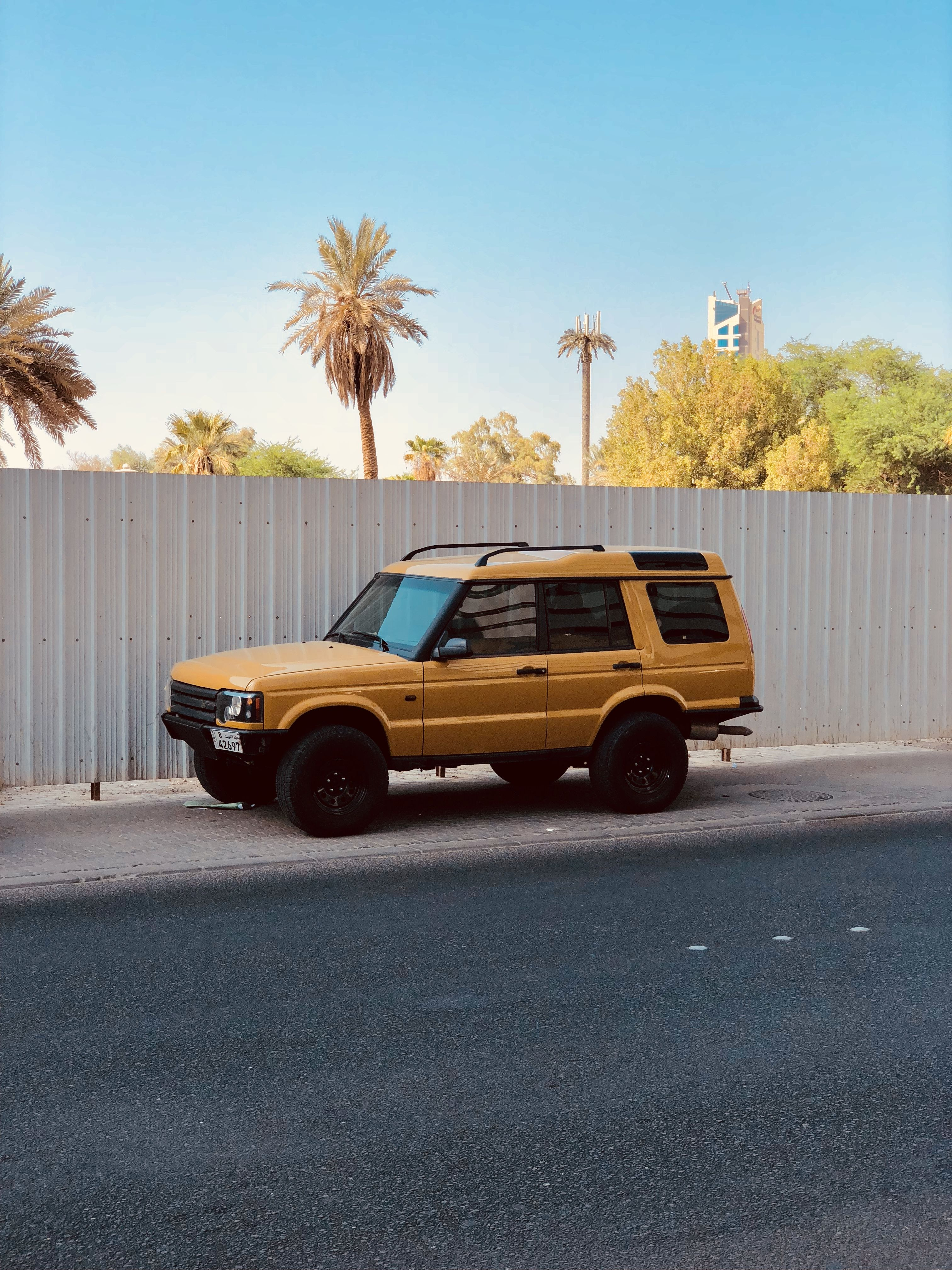 Bahama Gold Discovery 2003 Land Rover Land Rover Discovery 2 Land Rover Discovery 1