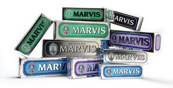 Der Klassiker aus Italien: Die Zahnpasta mit Kultstatus von Marvis im Oldschool-Design