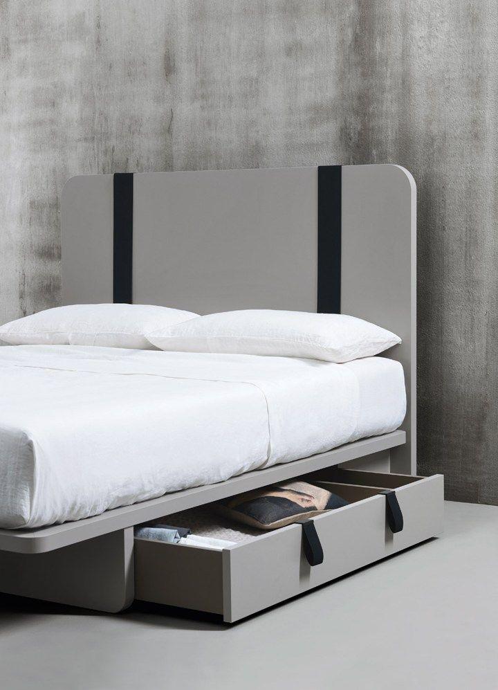 La camera da letto secondo Caccaro Tune e Bag, i nuovi letti ...