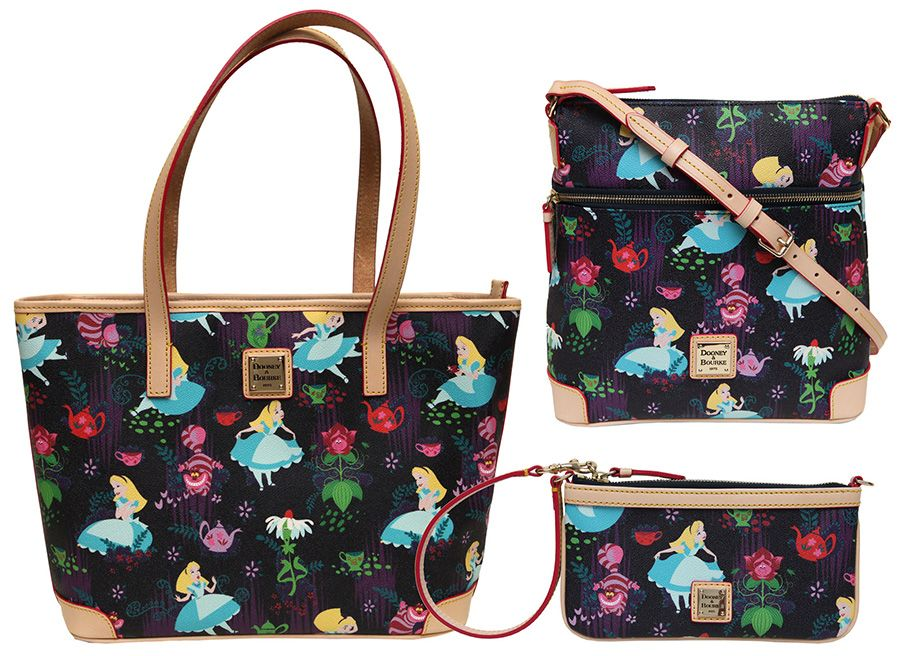 faaad884b9a3 The Disney Parks Blog has released news this morning about three new Dooney    Bourke collections that are coming to the Shop Disney Parks mobile app  this ...