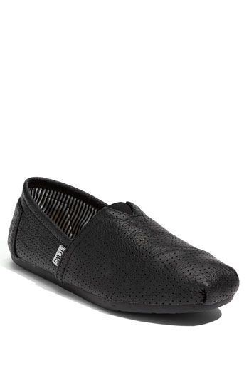 Zapatos negros formales Toms para mujer 0bHEqM