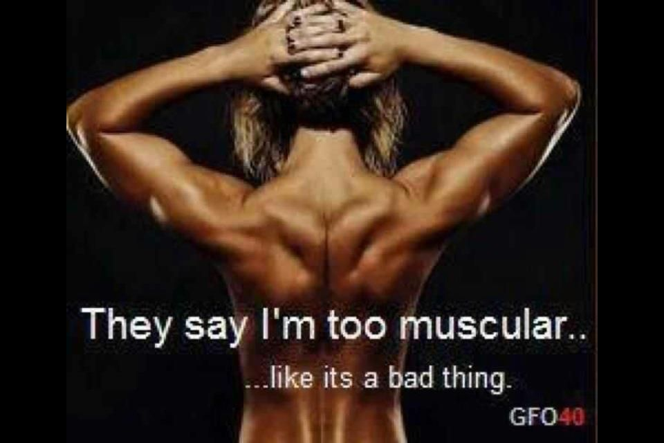 bring on the muscle