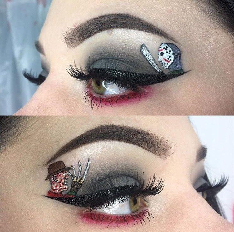 Pin by Jeanne Loves Horror💀🔪 on Lips Eyes Nails Horror
