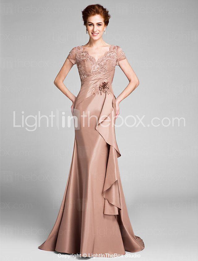 Lanting Bride® Trompette / Sir�ne Robe