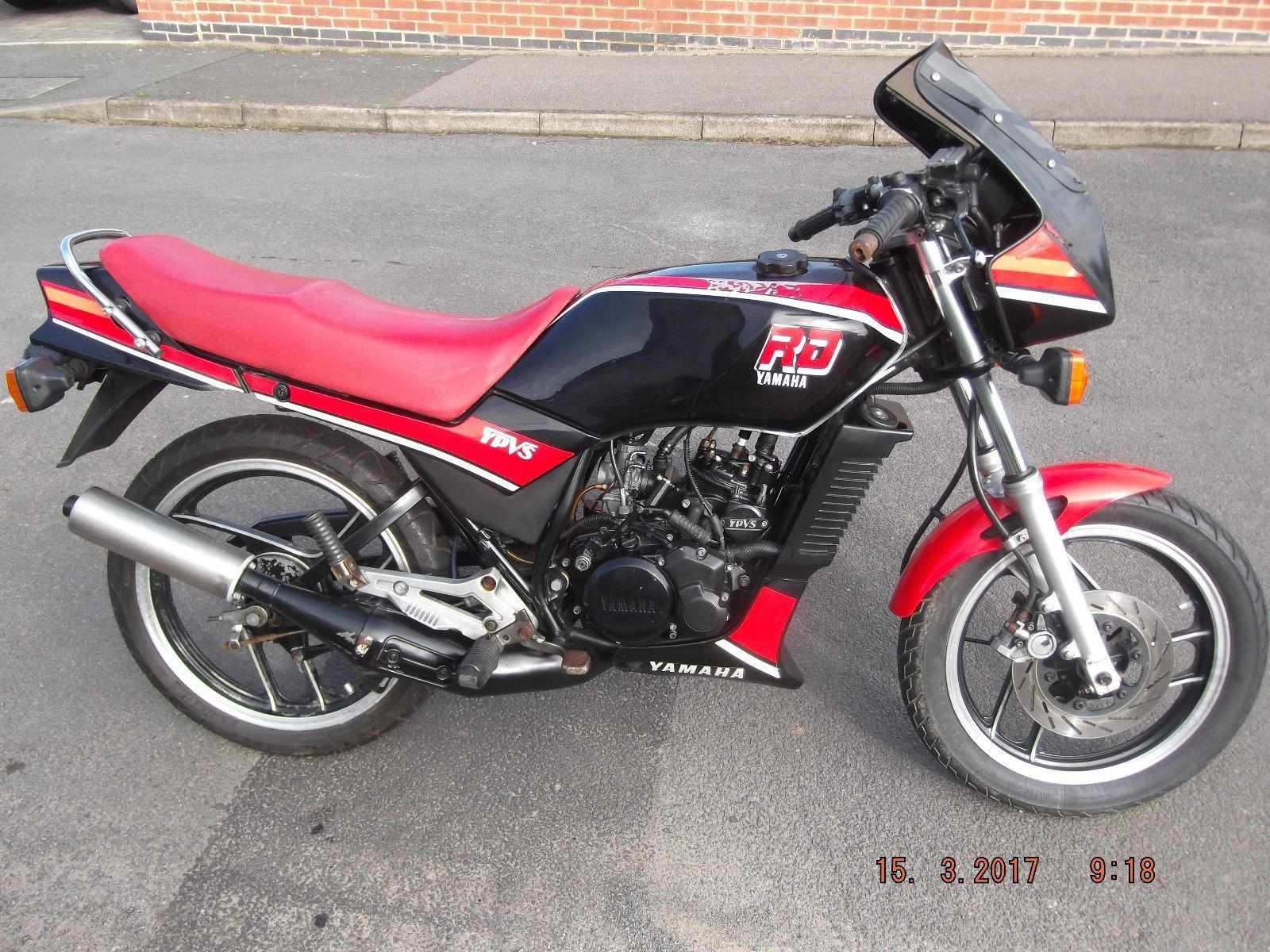 Yamaha Rd 125 Lc Restoration Spares Repairs Project Classic Yamaha Vintage Bikes Classic