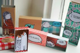 : DIY - a story in a box