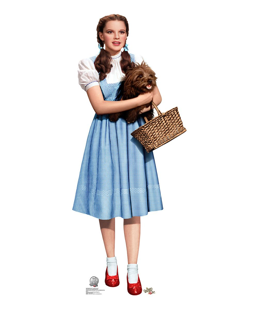 Wizard of Oz Dorothy & Toto Life-Size Stand-Up | Products