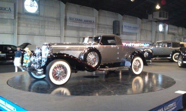 Auburn Auto Auction 1933 Dusenberg
