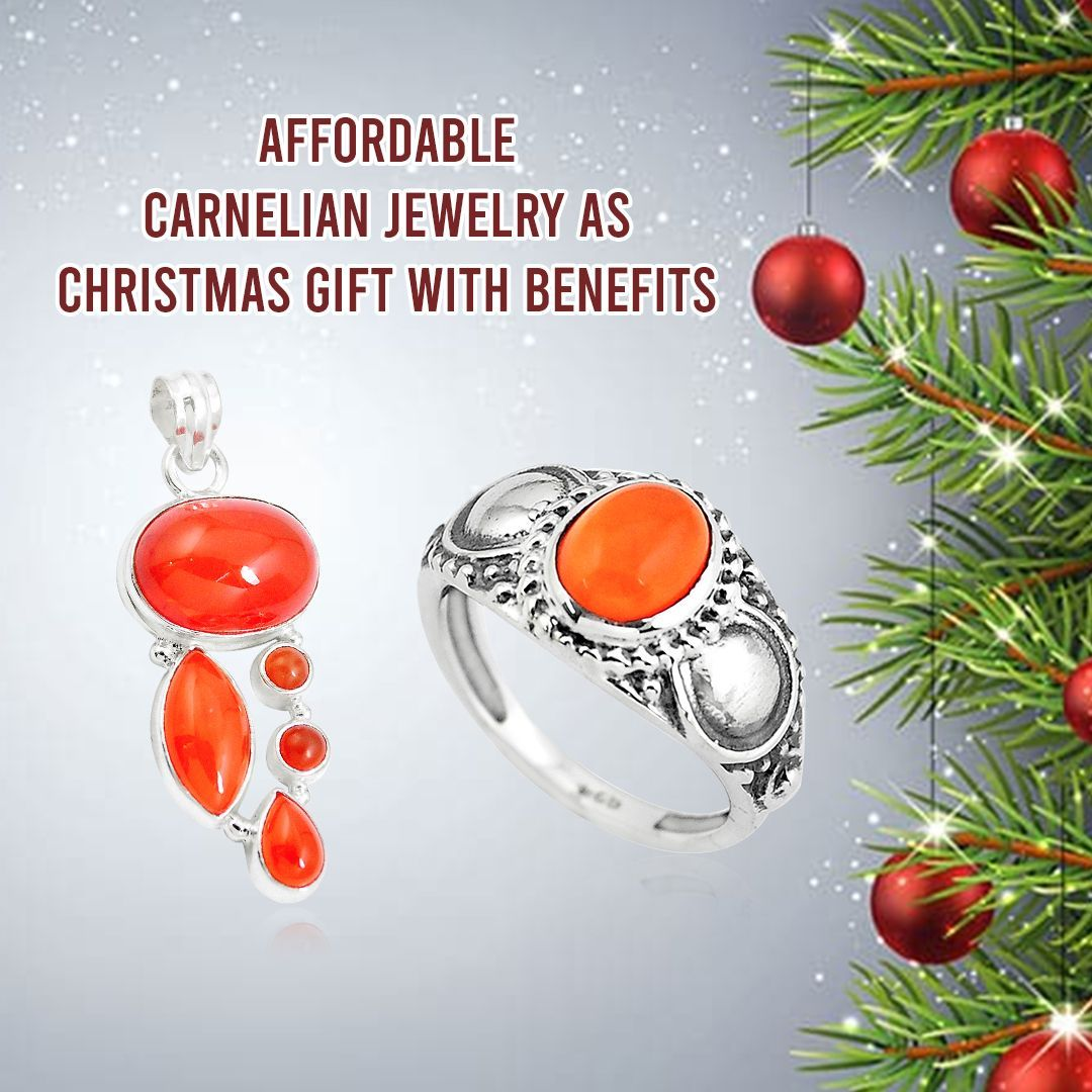 The deep orange and reddish Carnelian looks unique and very attractive. The moment you hold this gemstone in your hands, you start getting a peaceful feeling. #carnelianring #carneliannecklace #carnelianpendant #carnelianearring #carnelianJewelry #carnelianstone #carnelian #gemexi #carnelianearrings #carnelianstones #crystalforsale #christmasgift #christmasdeals #christmassurprise #christmaslove #christmasdeals2019 #christmasdeal #christmasgiftsideas