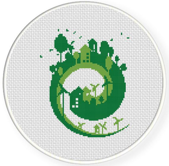 Spirale Cross Stitch Chart