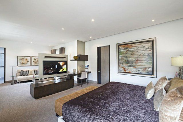 Chambre à coucher design : 10 idées pour s\'inspirer | Studio and Villas