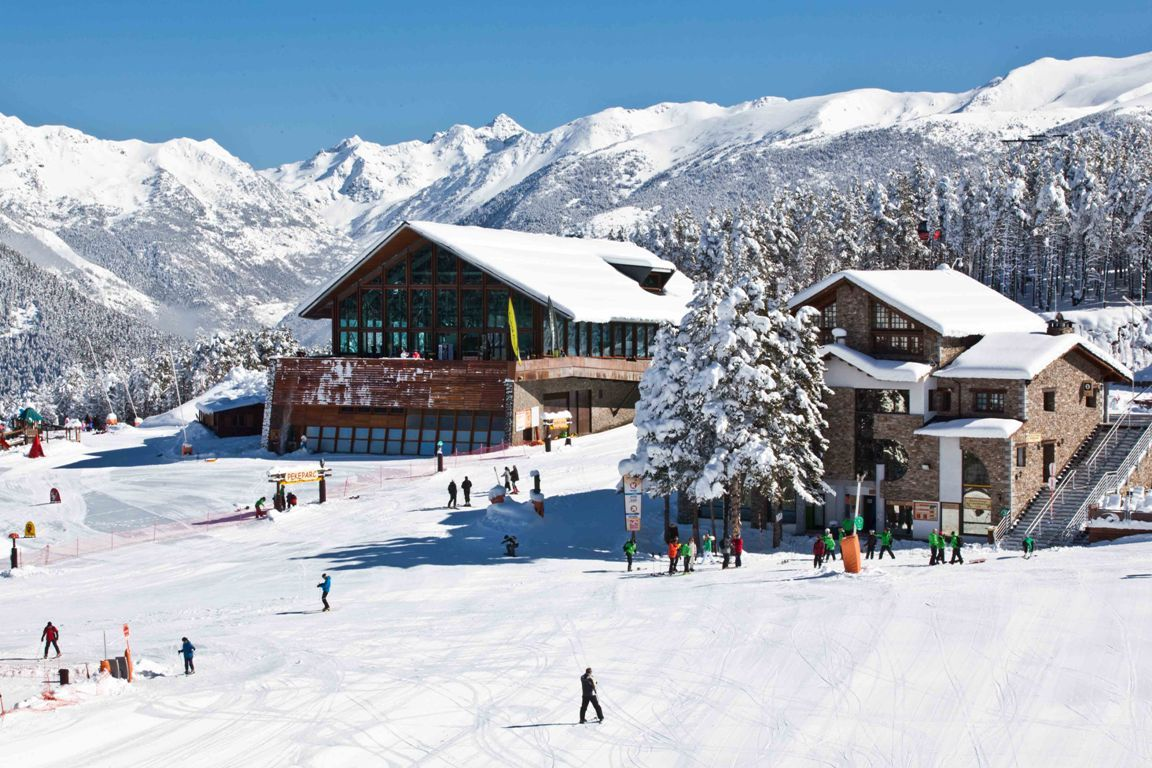 La Massana Andorra Ski Andorra Ski Schools