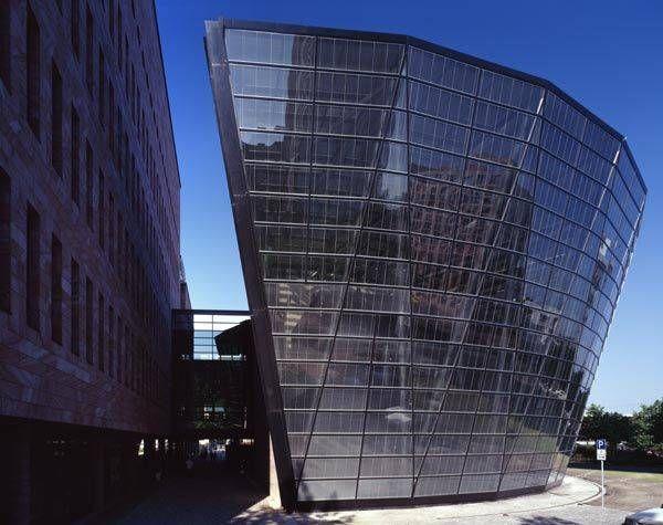 Architektur Dortmund municipal and state library dortmund mario botta mario botta