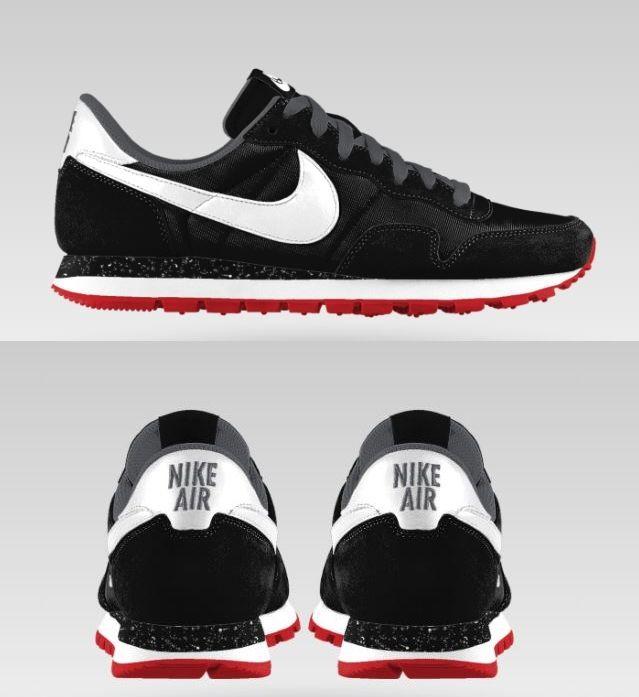Nike Air Pegasus 83 Id Sneakers Men Fashion Nike Red Sneakers Sneakers Fashion