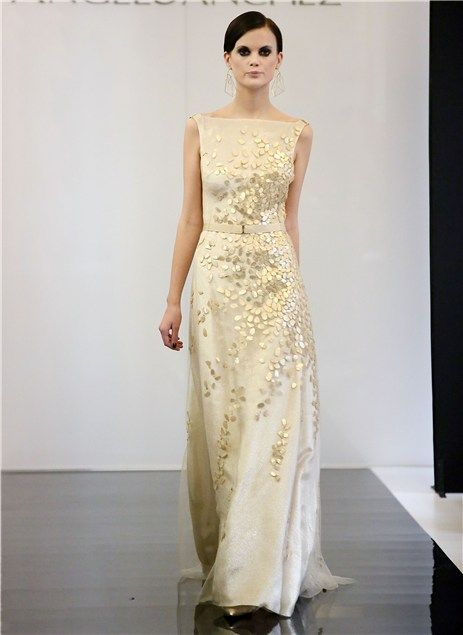 Bridal inspiration from London & New York A/W 2013