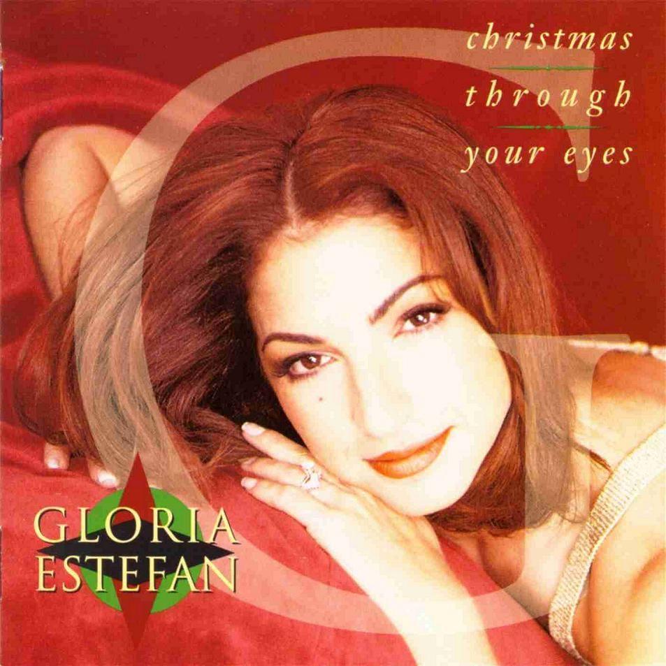 Gloria Estefan: Christmas through your eyes   Christmas song, The eminem show, Christmas tunes