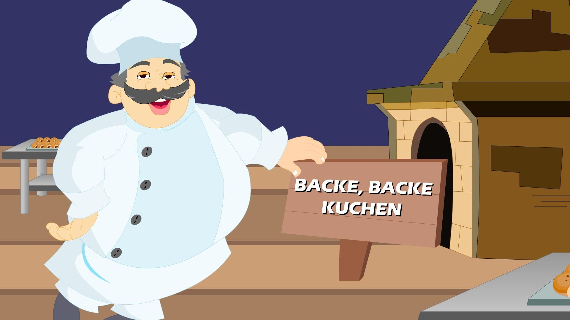 Backe Backe Kuchen Song Backe Backe Kuchen 43 30 Min Deutsche Kinderlieder