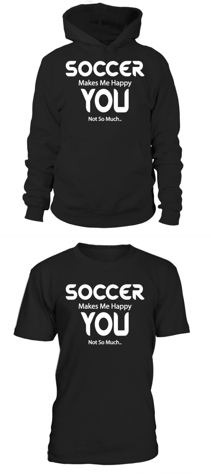 T Shirt Design Ideas For Football Games Soccer Makes Me Happy T