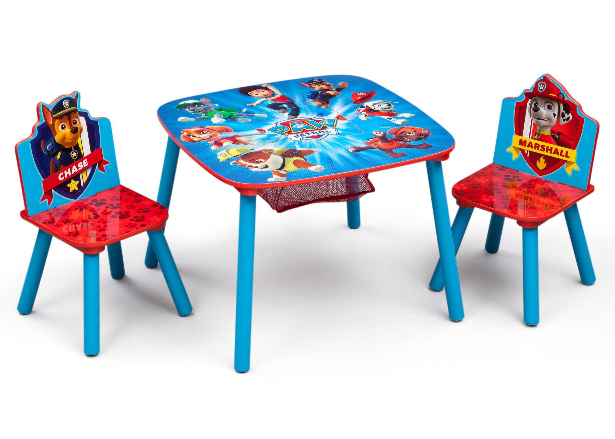 Fabulous Paw Patrol Table Chair Set With Storage In 2019 Kids Pabps2019 Chair Design Images Pabps2019Com