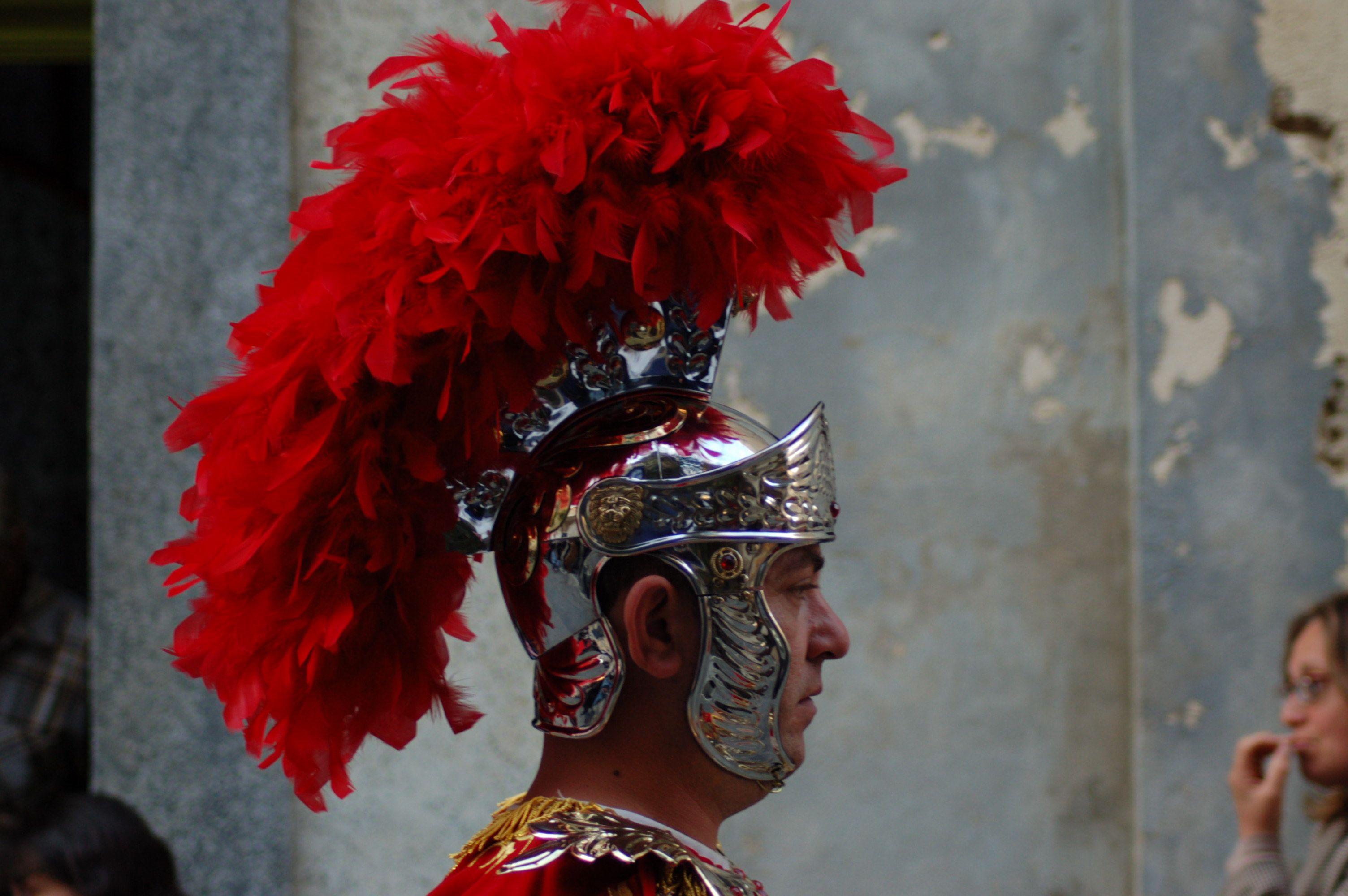 Roman helmet (costume)
