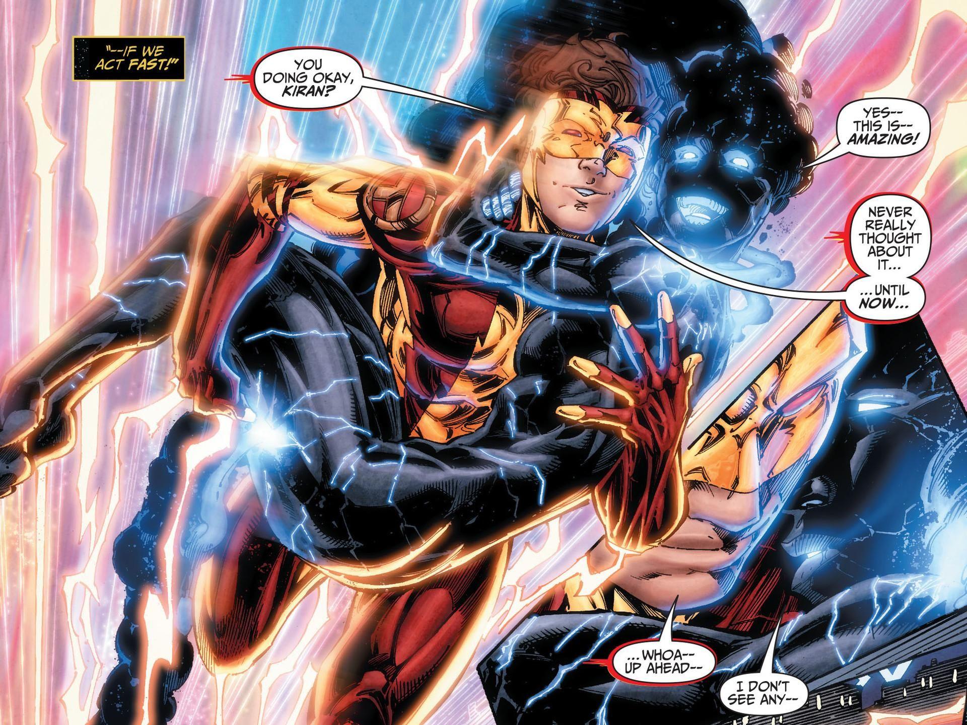 Teen Titans Kid Flash New 52 - Google Search  Comic Nerdy -7552