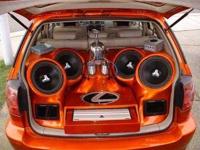 Automotive Interiors   Sweet Interior   Caixa de som