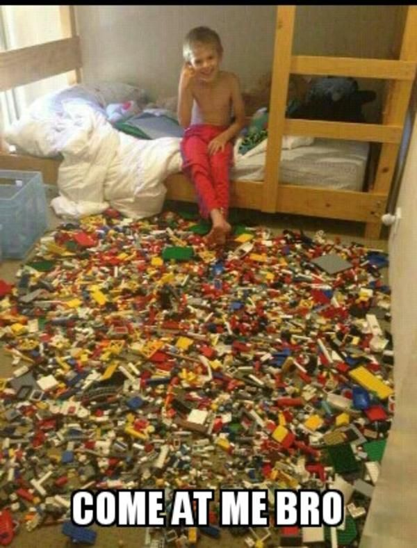 Image 463270 I Hope You Step On A Lego Funny Baby Pictures Funny Babies Funny Pictures
