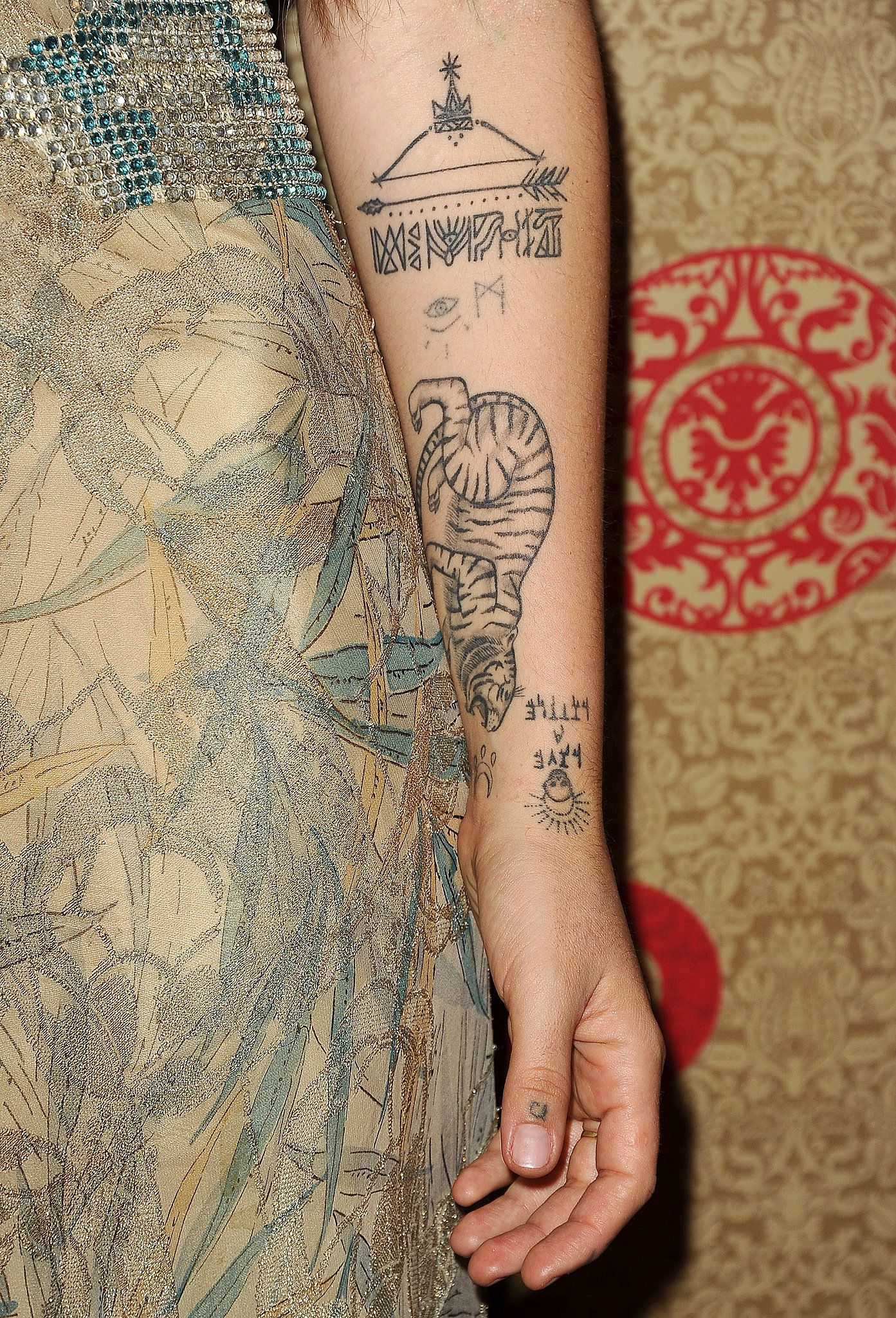 The best awards show pictures you havenut seen tattoo tatting