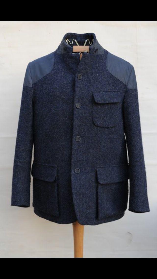 e03d876d9973 Tenzing Jacket by Nigel Cabourn